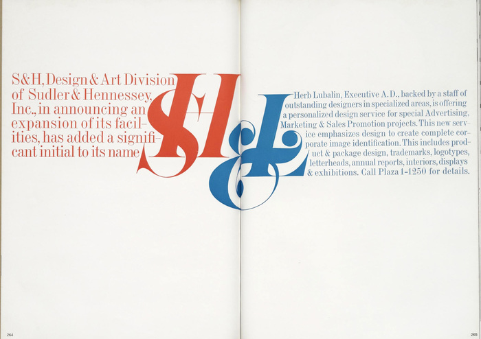 Sudler Hennessey & Lubalin ad