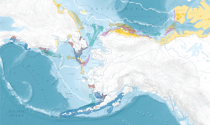 Ecological Atlas of the Bering, Chukchi, and Beaufort Seas 2