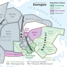 Ecological Atlas of the Bering, Chukchi, and Beaufort Seas