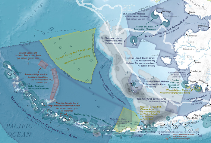 Ecological Atlas of the Bering, Chukchi, and Beaufort Seas 5