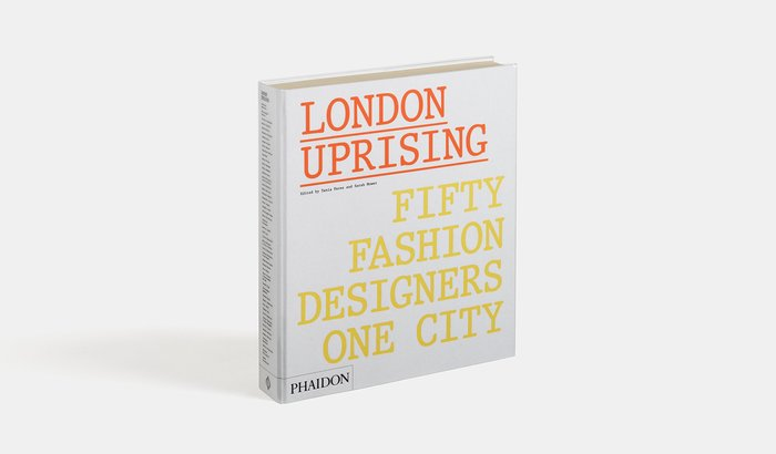 London Uprising: Fifty Fashion Designers, One City 1