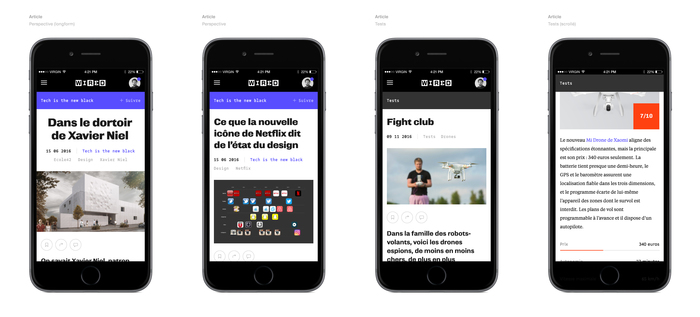 Wired France website 13