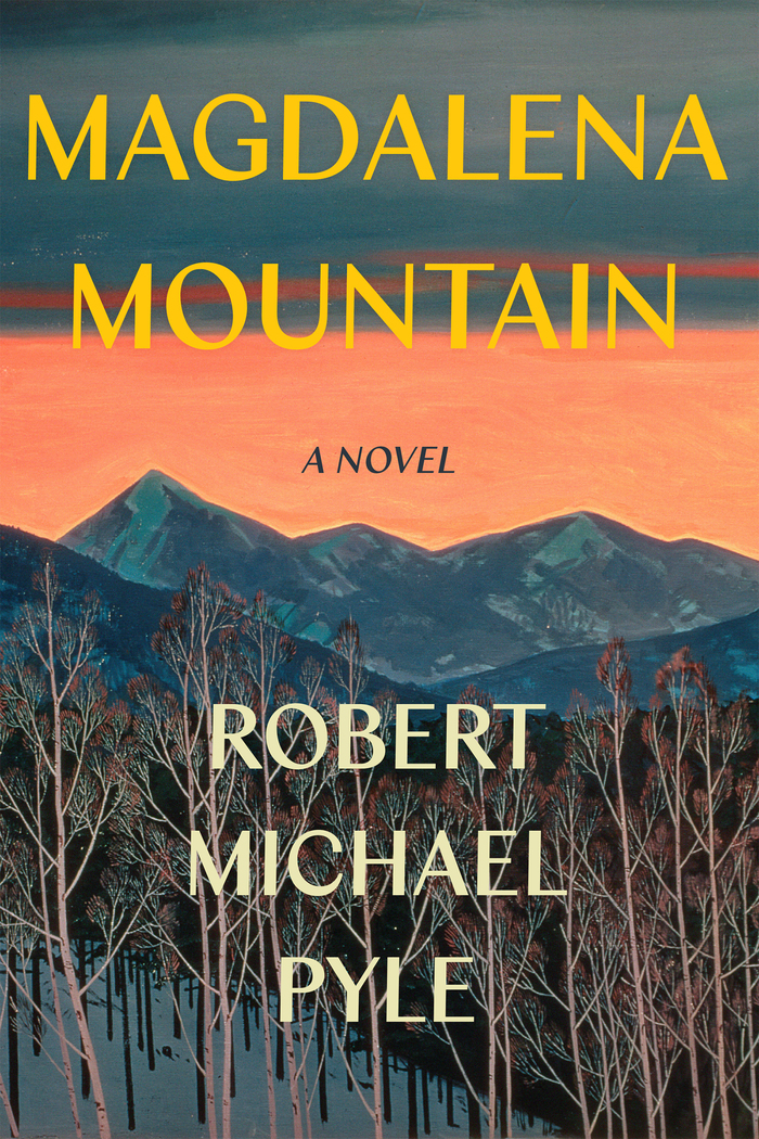 Magdalena Mountain by Robert Michael Pyle