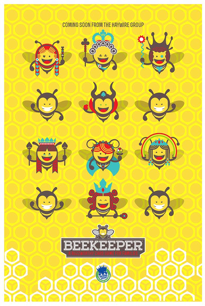 Beekeeper card game 1