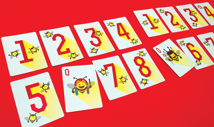 Beekeeper card game 3