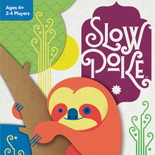 Slow Poke card game