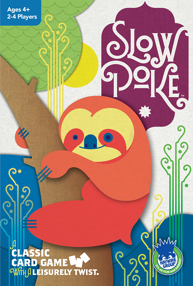 Slow Poke card game 2
