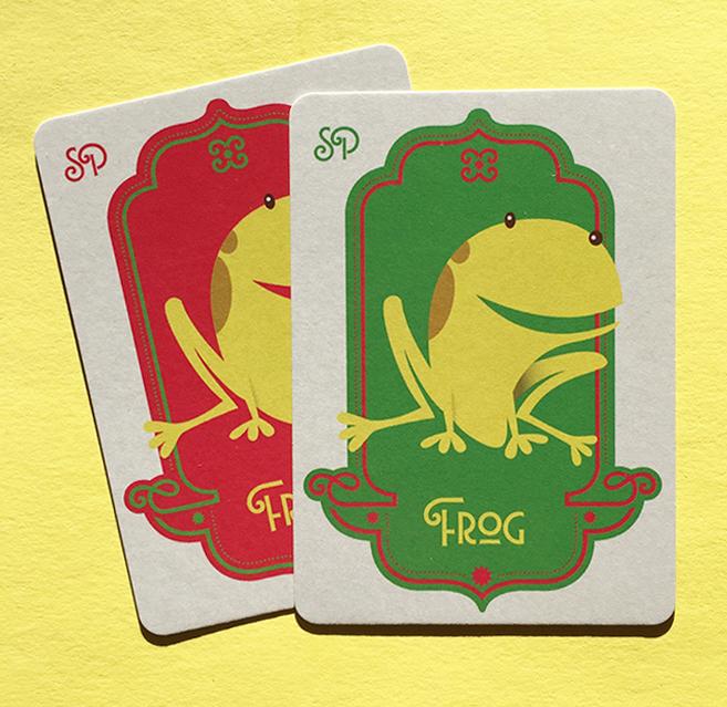 Slow Poke card game 4