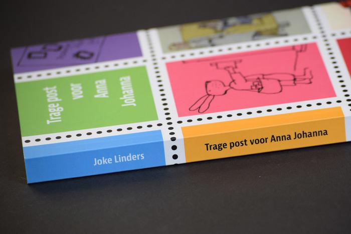 Trage post voor Anna Johanna by Joke Linders 2