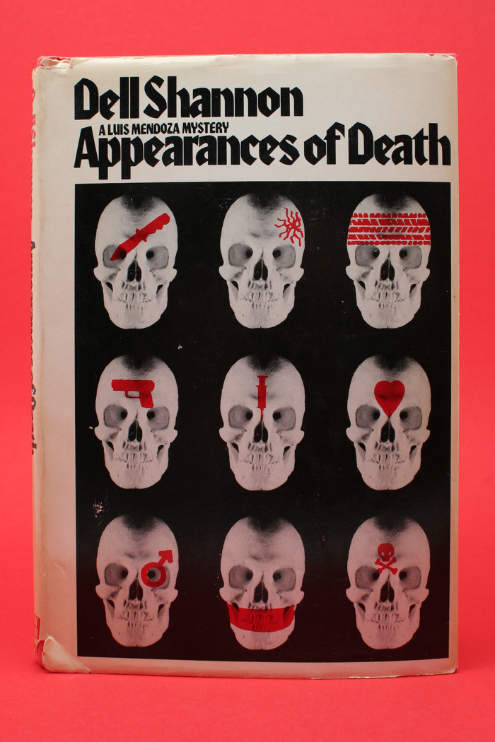 Appearances of Death by Dell Shannon 2
