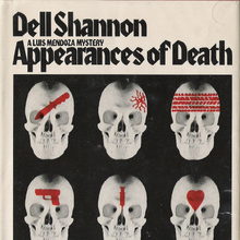 Dell Shannon – <cite>Appearances of Death</cite>