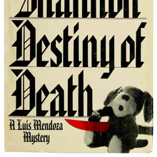 Dell Shannon – <cite>Destiny of Death</cite>