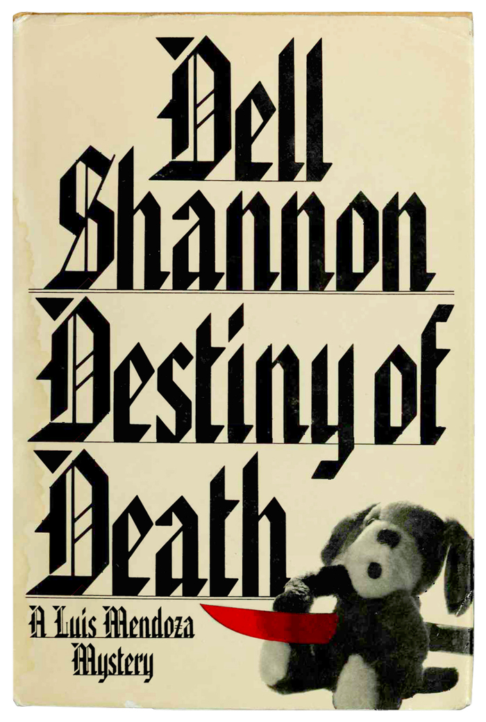 Dell Shannon – Destiny of Death