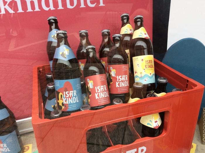 Isarkindl Bier 8