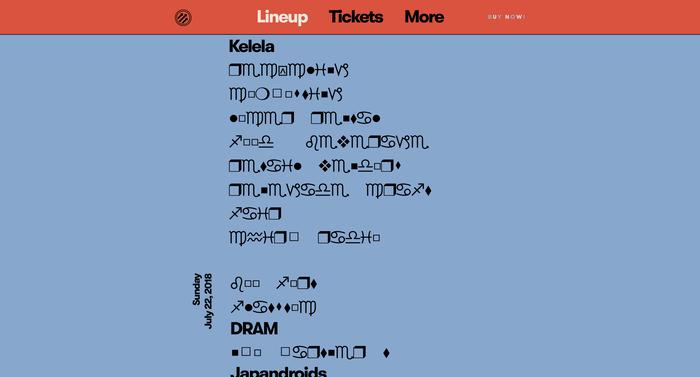 Pitchfork Music Festival 2018 2