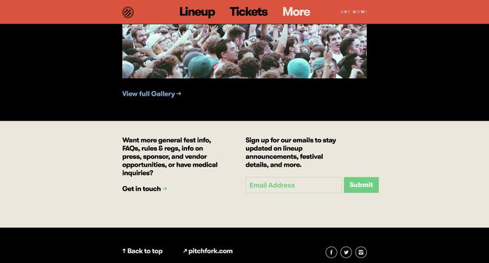 Pitchfork Music Festival 2018 4