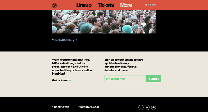 Pitchfork Music Festival 2018 4