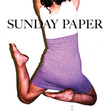 <cite>Sunday Paper</cite>, Issue 03