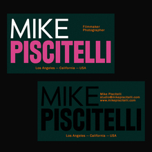 Mike Piscitelli identity (fictional)