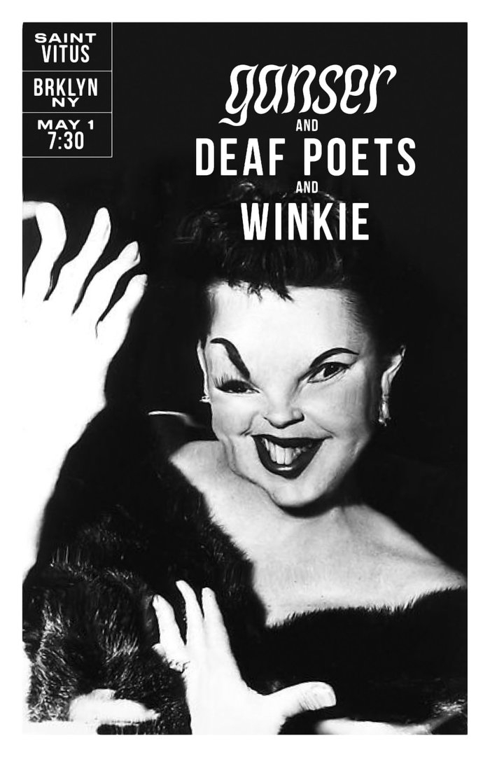 Ganser and Deaf Poets and Winkie 1