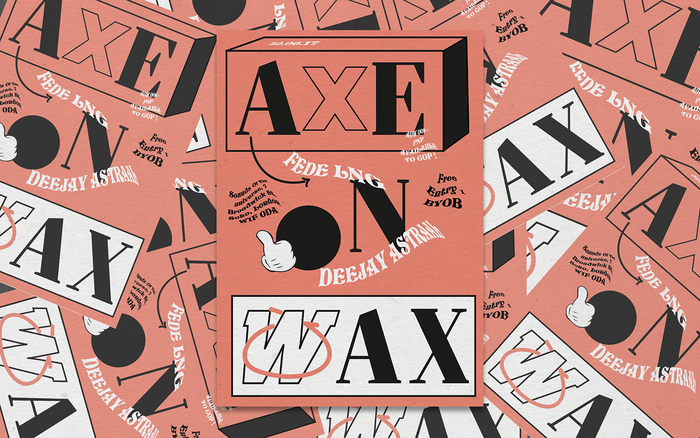 Axe on Wax posters 8