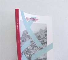 <cite>100% Norway</cite> exhibition catalogue