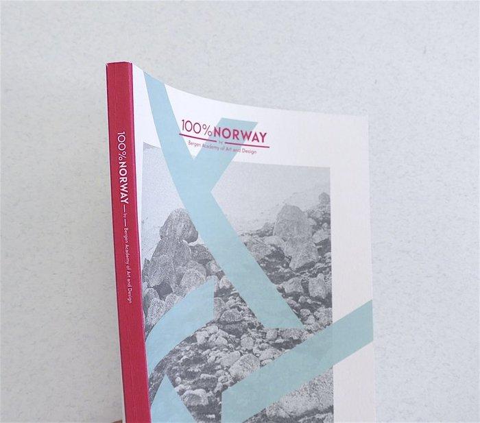 100% Norway exhibition catalogue 1