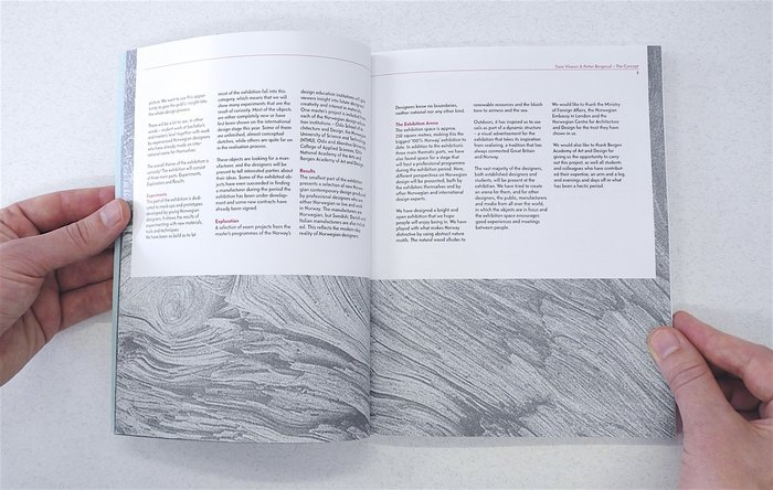 100% Norway exhibition catalogue 5