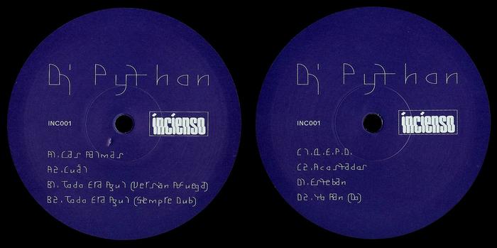 DJ Python — Dulce Compañia 3