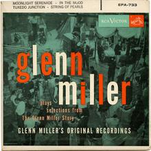 Glenn Miller – <cite>Plays Selections From The Glenn Miller Story</cite>