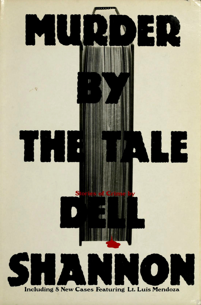 Dell Shannon – Murder by the Tale