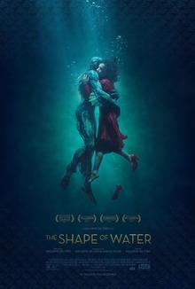 <cite>The Shape of Water</cite> posters