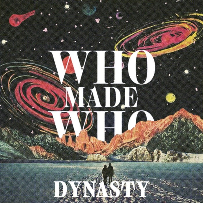 "Cover of one of the singles, ""Dynasty"""