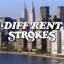 <cite>Diff'rent Strokes</cite> titles