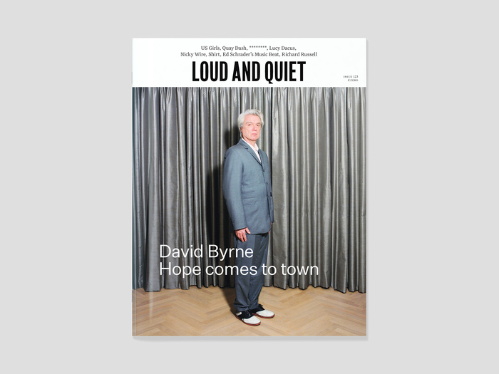 Loud and Quiet magazine 1