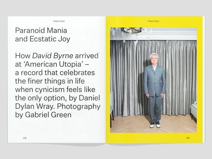 Loud and Quiet magazine 2