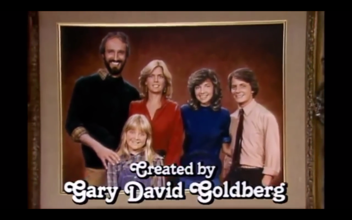Family Ties opening titles 5