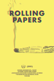 <cite>Rolling Papers</cite> movie poster