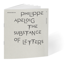 <cite>The Substance of Letters</cite>