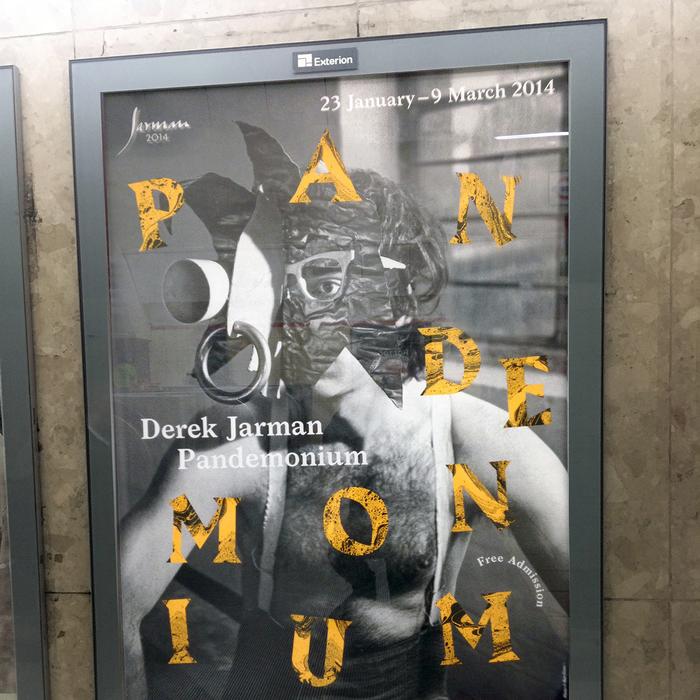 Derek Jarman: Pandemonium 2