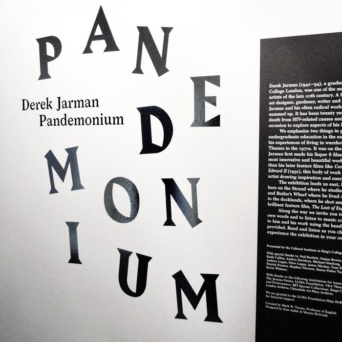 Derek Jarman: Pandemonium 3