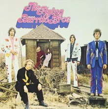 The Flying Burrito Bros – <cite>The Gilded Palace of Sin</cite>