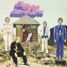 The Flying Burrito Bros – <cite>The Gilded Palace of Sin </cite>album art