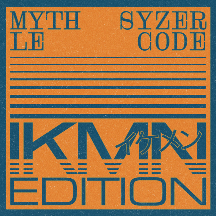 Myth Syzer — Le Code remix cover 2