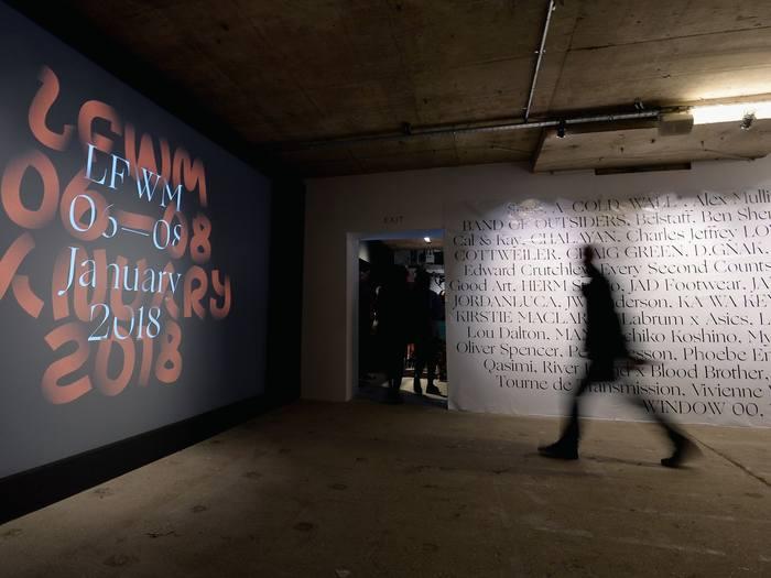 London Fashion Week British Fashion Council (AW18) 4