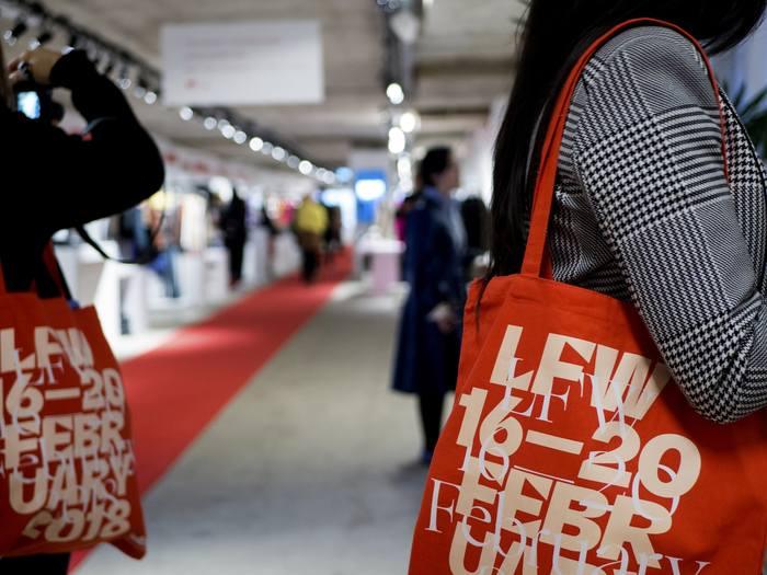 London Fashion Week British Fashion Council (AW18) 10