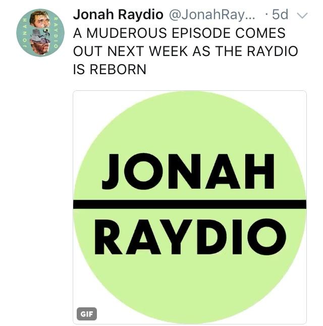 Jonah Raydio 4