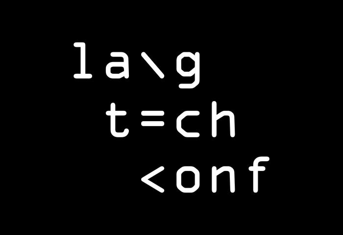 Language Technology Conference 1