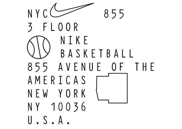 Nike Headquarter (Logo & Lettering Proposal 2) 1