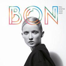 <cite>Bon</cite> magazine